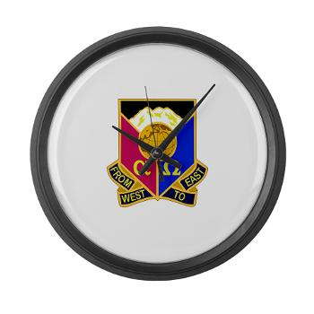 902CCB - M01 - 03 - DUI - 902nd Contingency Contracting Battalion - Large Wall Clock