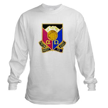 902CCB - A01 - 03 - DUI - 902nd Contingency Contracting Battalion - Long Sleeve T-Shirt