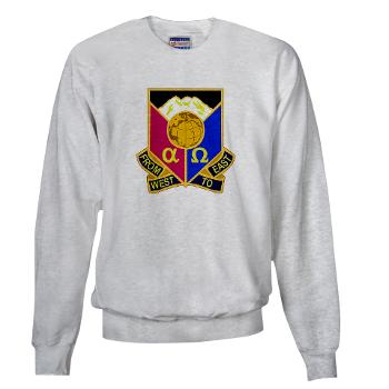 902CCB - A01 - 03 - DUI - 902nd Contingency Contracting Battalion - Sweatshirt