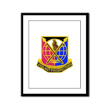 904CCB - M01 - 02 - DUI - 904TH Contingency Contracting Battalion Framed Panel Print