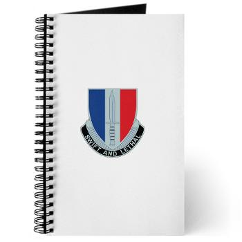 AC189IB - M01 - 02 - A Company - 189th Infantry Bde - Journal