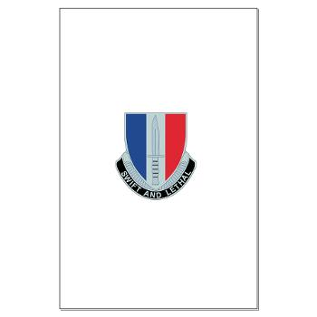 AC189IB - M01 - 02 - A Company - 189th Infantry Bde - Large Poster