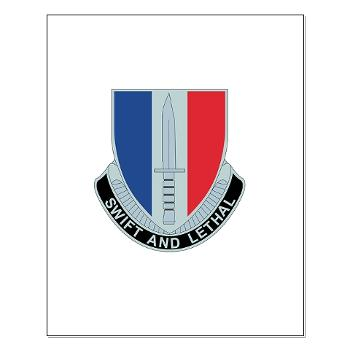 AC189IB - M01 - 02 - A Company - 189th Infantry Bde - Small Poster
