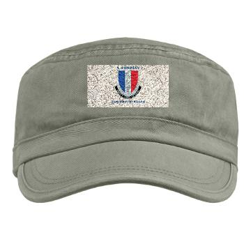 AC189IB - A01 - 01 - A Company - 189th Infantry Bde with Text - Military Cap