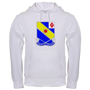 AC52IR - A01 - 03 - DUI - A Company - 52nd Infantry Regiment Hooded Sweatshirt