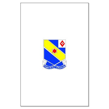AC52IR - M01 - 02 - DUI - A Company - 52nd Infantry Regiment Large Poster