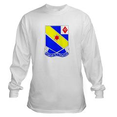AC52IR - A01 - 03 - DUI - A Company - 52nd Infantry Regiment Long Sleeve T-Shirt
