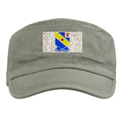 AC52IR - A01 - 01 - DUI - A Company - 52nd Infantry Regiment Military Cap