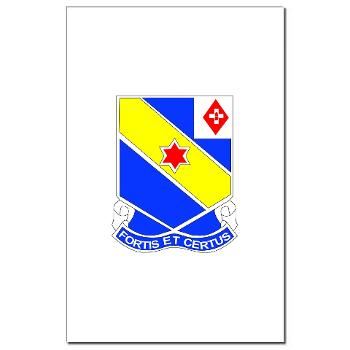 AC52IR - M01 - 02 - DUI - A Company - 52nd Infantry Regiment Mini Poster Print
