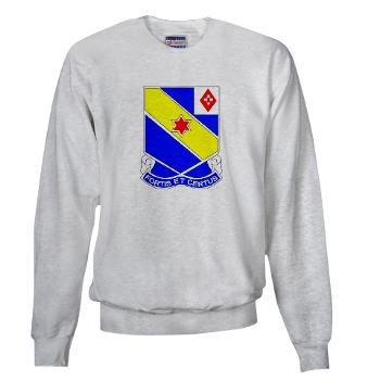AC52IR - A01 - 03 - DUI - A Company - 52nd Infantry Regiment Sweatshirt