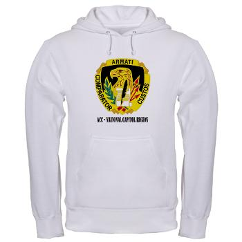 ACCNCR - A01 - 03 - DUI - ACC - National Capitol Region withText - Hooded Sweatshirt