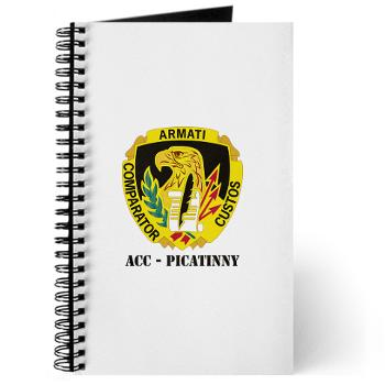 ACCP - M01 - 02 - DUI-ACC - Picatinny with Text Journal