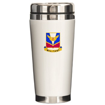 ADASchool - M01 - 03 - DUI - Air Defense Artillery Center/School Ceramic Travel Mug