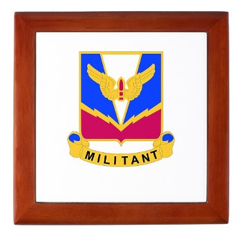 ADASchool - M01 - 03 - DUI - Air Defense Artillery Center/School Keepsake Box
