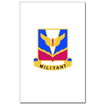 ADASchool - M01 - 02 - DUI - Air Defense Artillery Center/School Mini Poster Print