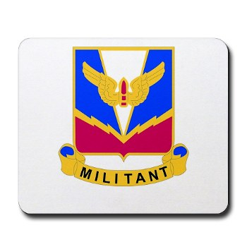 ADASchool - M01 - 03 - DUI - Air Defense Artillery Center/School Mousepad