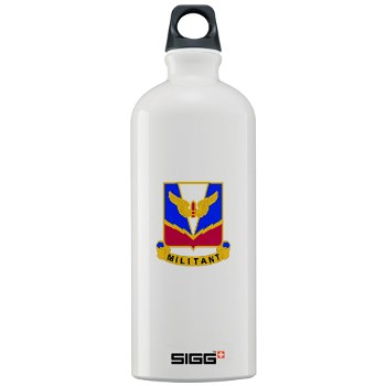 ADASchool - M01 - 03 - DUI - Air Defense Artillery Center/School Sigg Water Bottle 1.0L