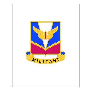 ADASchool - M01 - 02 - DUI - Air Defense Artillery Center/School Small Poster