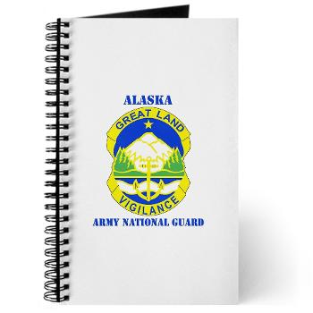 ALASKAARNG - M01 - 02 - DUI - Alaska National Guard with text Journal