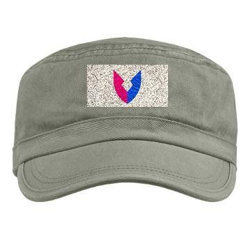 AMC - A01 - 01 - SSI - Army Materiel Command - Military Cap