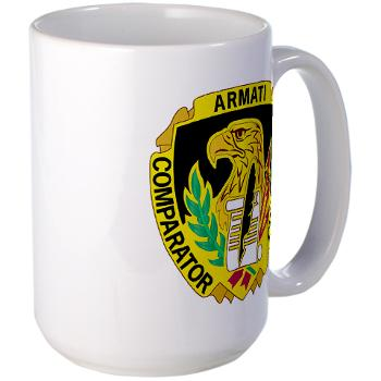 AMCUSACC - M01 - 03 - DUI - USA Contracting Command - Large Mug