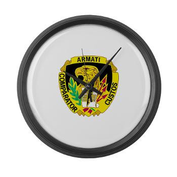 AMCUSACC - M01 - 03 - DUI - USA Contracting Command - Large Wall Clock