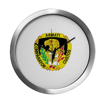 AMCUSACC - M01 - 03 - DUI - USA Contracting Command - Modern Wall Clock