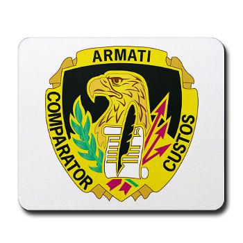 AMCUSACC - M01 - 03 - DUI - USA Contracting Command - Mousepad