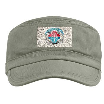 AMLCMC - A01 - 01 - Aviation and Missile Life Cycle Management Command - Military Cap