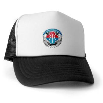 AMLCMC - A01 - 02 - Aviation and Missile Life Cycle Management Command - Trucker Hat
