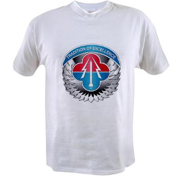 AMLCMC - A01 - 04 - Aviation and Missile Life Cycle Management Command - Value T-shirt