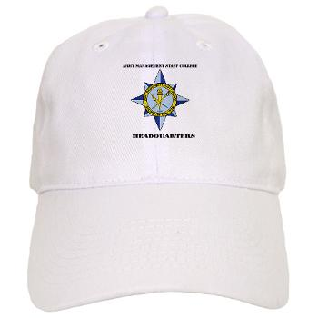 AMSCC - A01 - 01 - DUI - Army Management Staff College Headquarters with Text - Cap