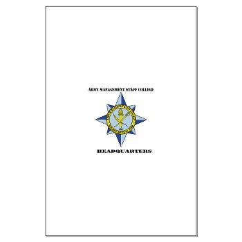 AMSCC - M01 - 02 - DUI - Army Management Staff College Headquarters with Text - Large Poster