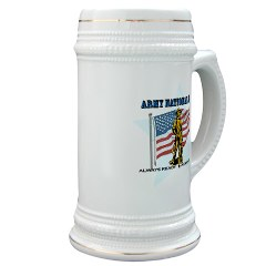 ANG - M01 - 02 - Army National Guard Stein