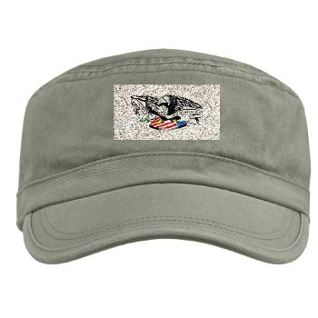 ARB - A01 - 01 - DUI - Albany Recruiting Bn - Military Cap