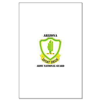 ARIZONAARNG - M01 - 02 - DUI - Arizona Army National Guard with Text Large Poster