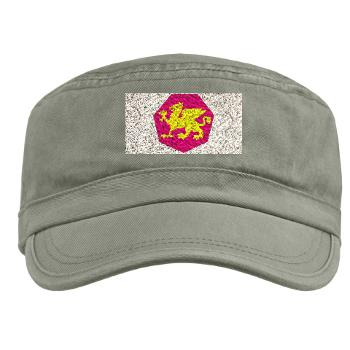 ARJSTSC - A01 - 01 - SSI - ARMY Reserve Joint and Special Troops Support Command - Military Cap