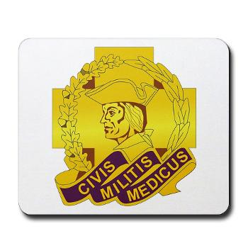 ARMC - M01 - 03 - DUI - Army Reserve Medical Command Mousepad
