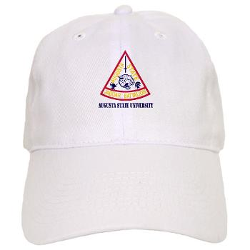 ASU - A01 - 01 - Augusta State University with Text - Cap