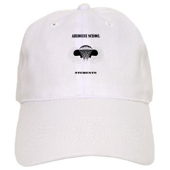 Airborne - A01 - 01 - DUI - Airborne School - Cadre with Text - Cap