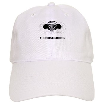 Airborne - A01 - 01 - DUI - Airborne School with Text Cap