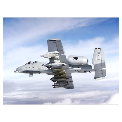 """A-10"" Poster"