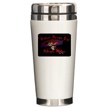 BRRB - M01 - 03 - DUI - Baton Rouge Recruiting Battalion - Ceramic Travel Mug