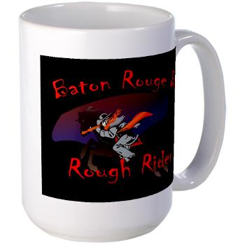 BRRB - M01 - 03 - DUI - Baton Rouge Recruiting Battalion - Large Mug
