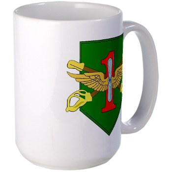 CABDB - M01 - 03 - DUI - Combat Aviation Bde - Demon Brigade Large Mug