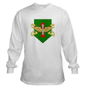 CABDB - A01 - 03 - DUI - Combat Aviation Bde - Demon Brigade Long Sleeve T-Shirt