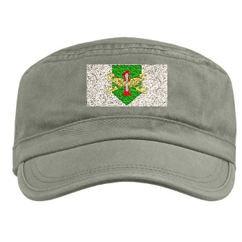 CABDB - A01 - 01 - DUI - Combat Aviation Bde - Demon Brigade Military Cap