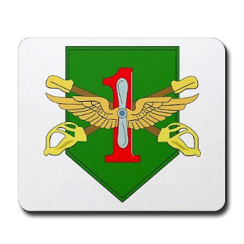 CABDB - M01 - 03 - DUI - Combat Aviation Bde - Demon Brigade Mousepad