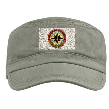 CECOM - A01 - 01 - Life Cycle Mgmt Cmd - CECOM - Military Cap