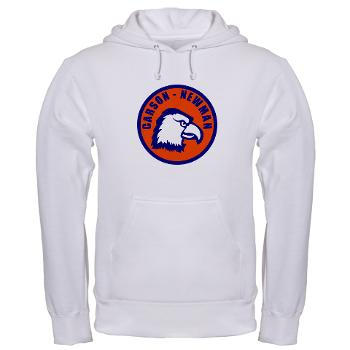 CNC - A01 - 03 - SSI - ROTC - Carson-Newman College - Hooded Sweatshir